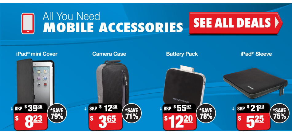 All You Need Mobile Accessories