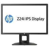"HP Business Z24i 24"" LED LCD Monitor - 16:10 - 8 ms - Adjustable Display Angle - 1920 x 1200 - 300 Nit - 1,000:1 - WUXGA - DVI - VGA - DisplayPort - USB - 55 W - Black - ENERGY STAR, EPEAT Gold"