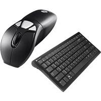 SMK-Link Gyration Air Mouse GO Plus with Compact Keyboard - Gyroscopic - USB - 5 x Button