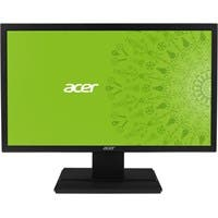 "Acer V246WL 24"" LED LCD Monitor - 16:10 - 6 ms - 1920 x 1200 - 16.7 Million Colors - 300 Nit - 100,000,000:1 - WUXGA - DVI - VGA - DisplayPort - Dark Gray - EPEAT Gold, MPR II"