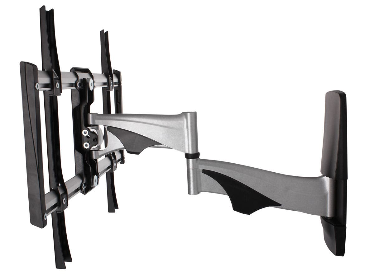 full motion tv wall mount max 66 lbs 32 55 inch. Black Bedroom Furniture Sets. Home Design Ideas