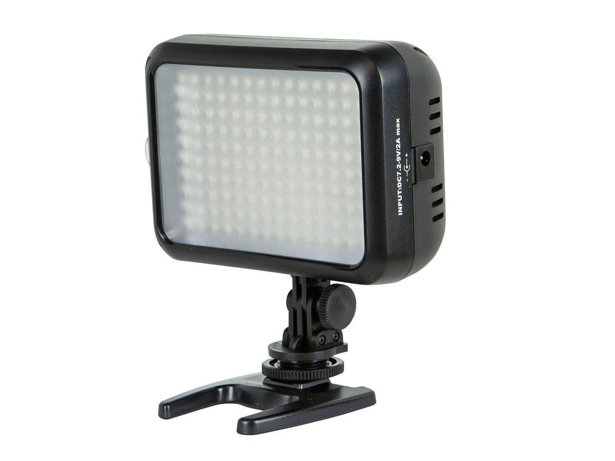 LED Video Camcorder Light