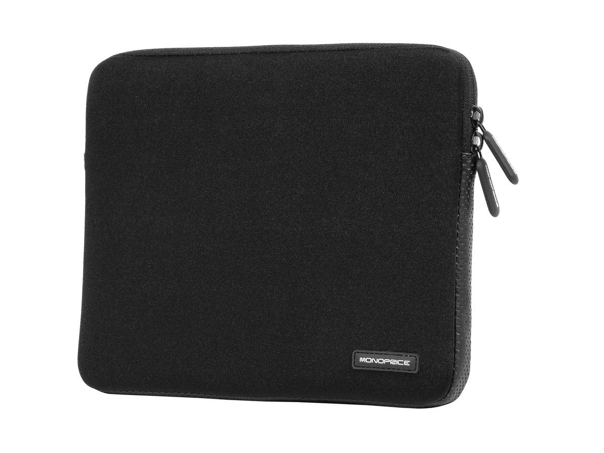 Neoprene sleeve for ipad air black for Housse neoprene ipad air