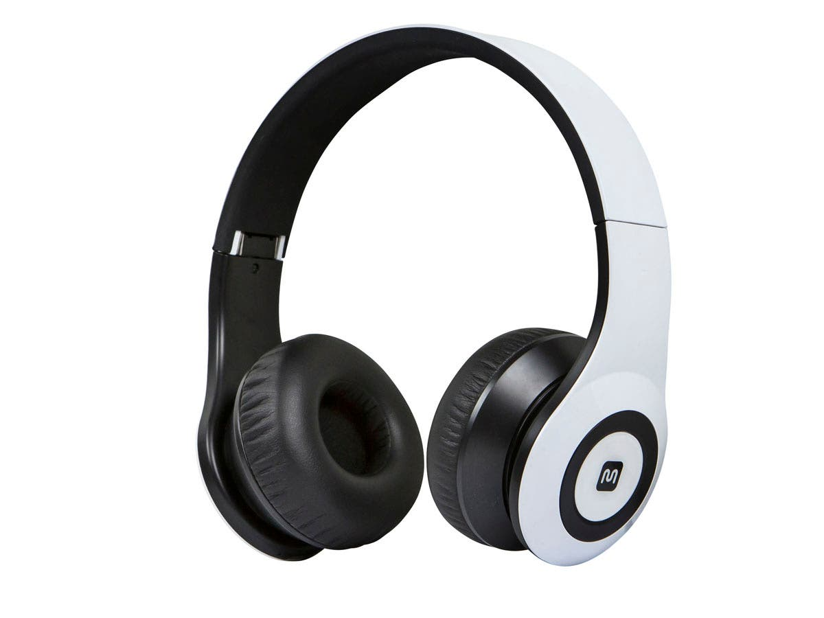 Bluetooth Headphones with Built-in Microphone