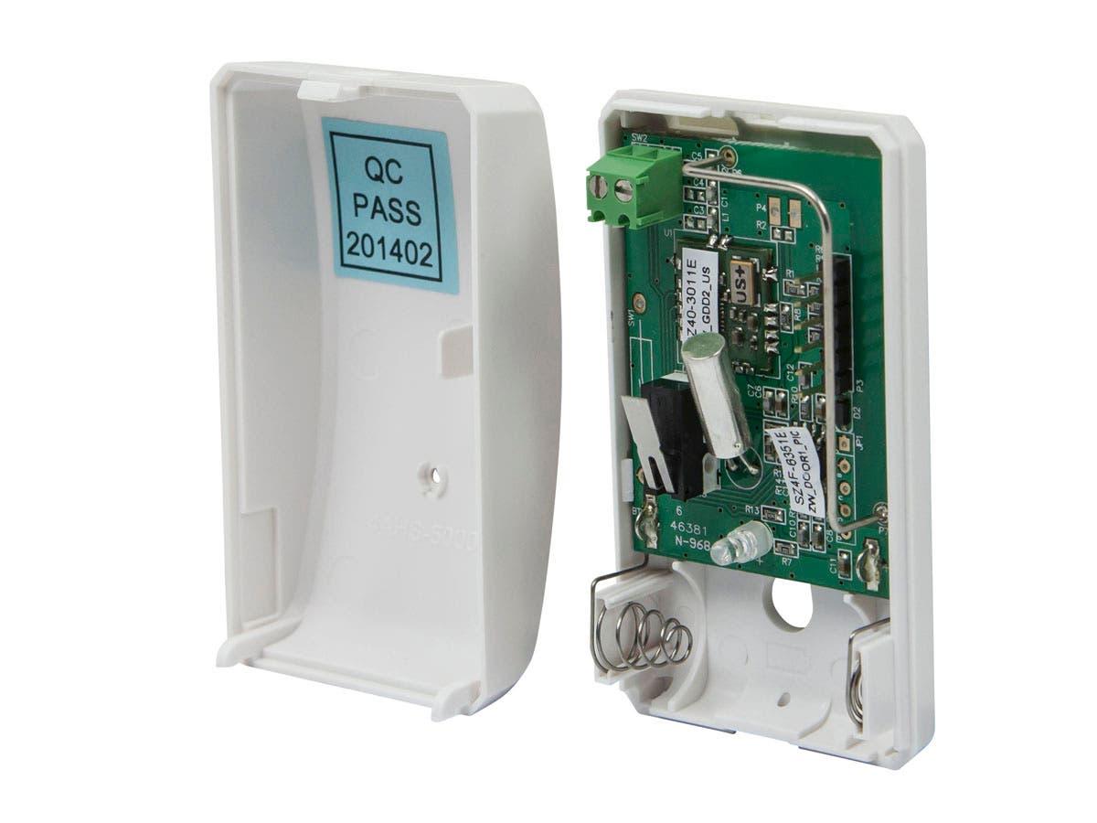 Z Wave Garage Door Sensor No Logo Monoprice Com