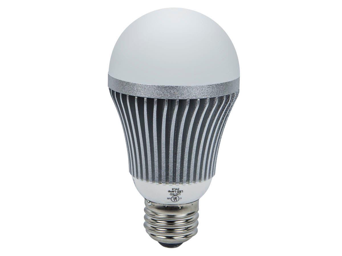 6 watt 40w equivalent a19 led bulb 300 lumens warm soft 3200k non dimmable. Black Bedroom Furniture Sets. Home Design Ideas