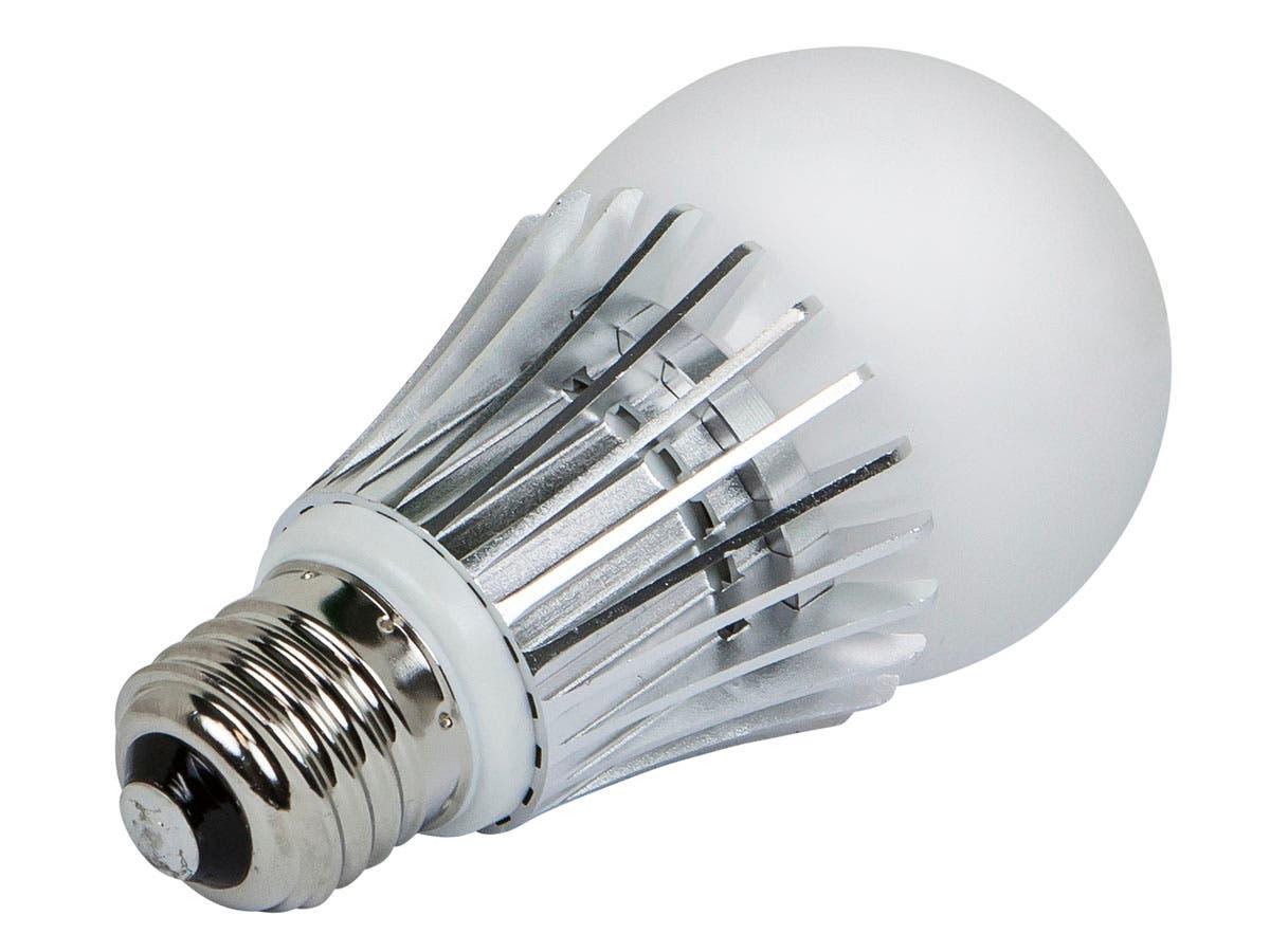 270 10 watt 60w equivalent a 19 led bulb 810 lumens neutral bright 4000k non dimmable. Black Bedroom Furniture Sets. Home Design Ideas