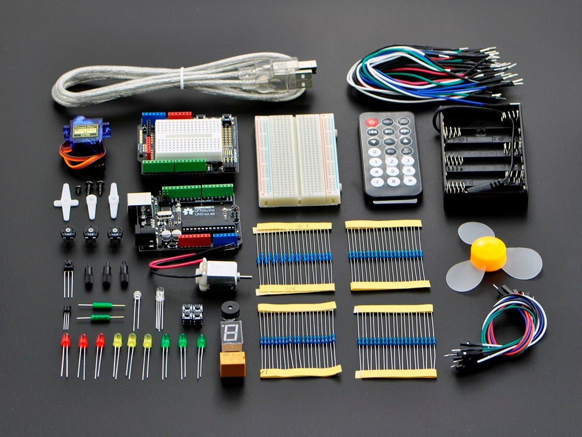 Beginner arduino kit v monoprice