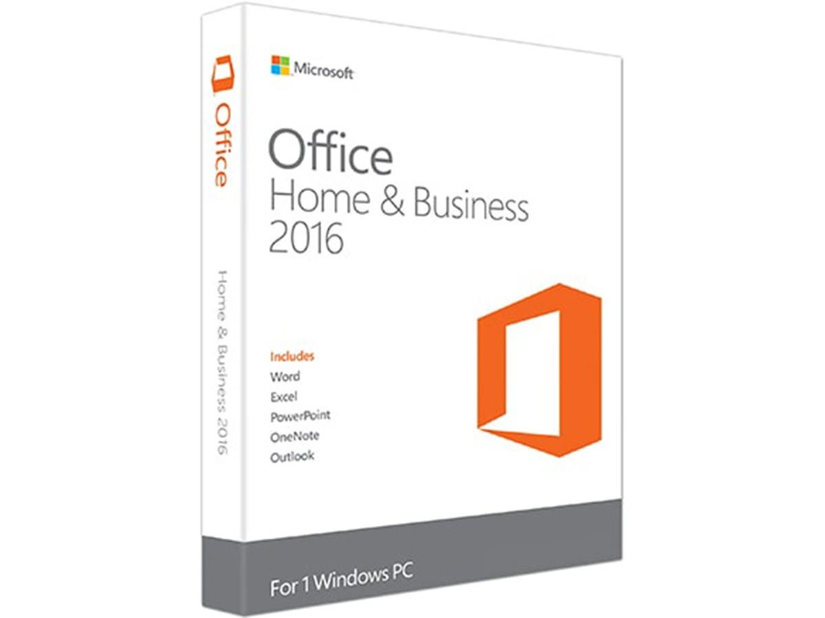 Microsoft office home and business 2016 product key card for Best home office video cards