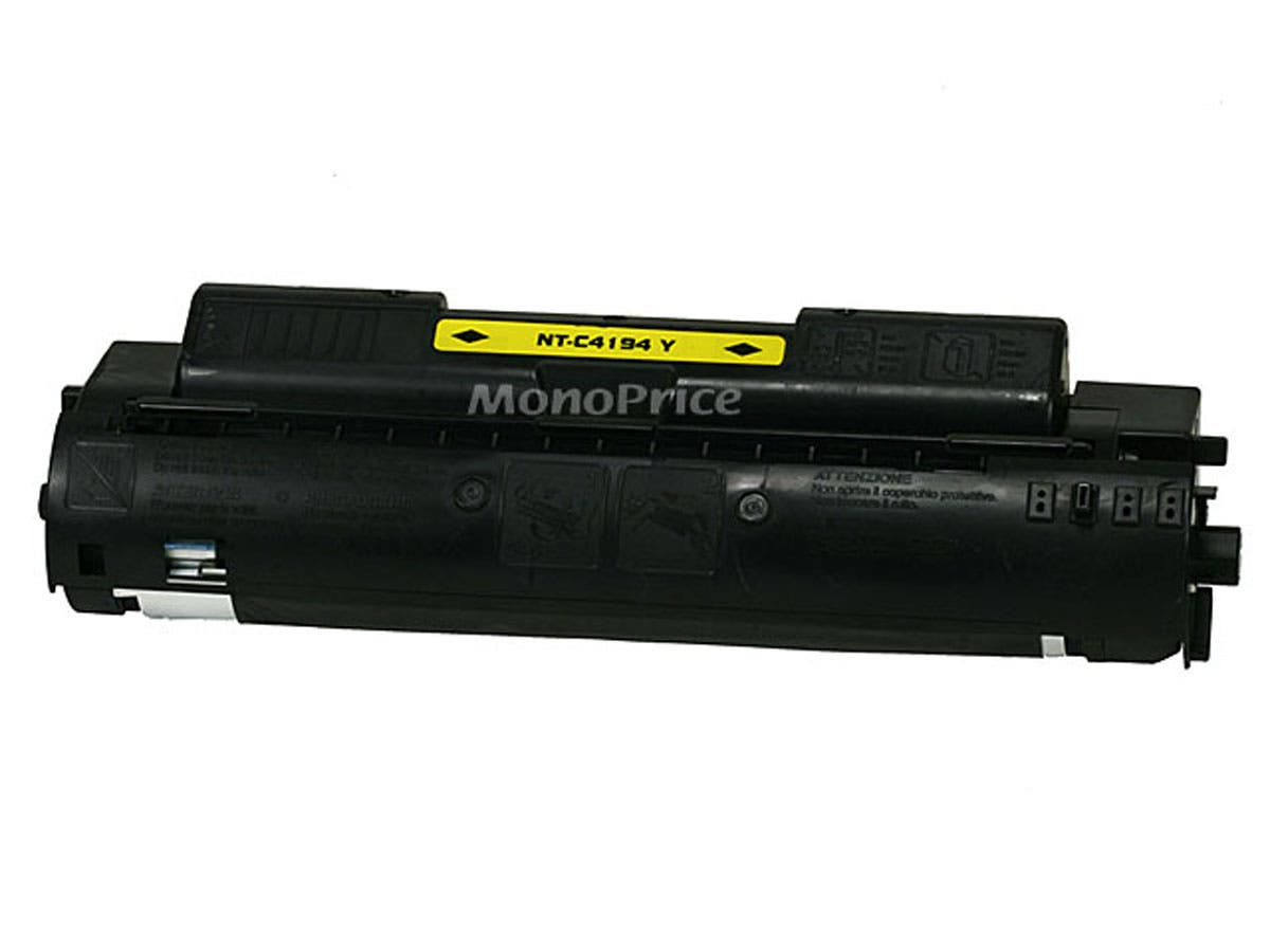 Large Product Image for MPI C4194A Remanufactured Laser Toner Cartridge for HP LaserJet 4500, 4550 Series printers Yellow
