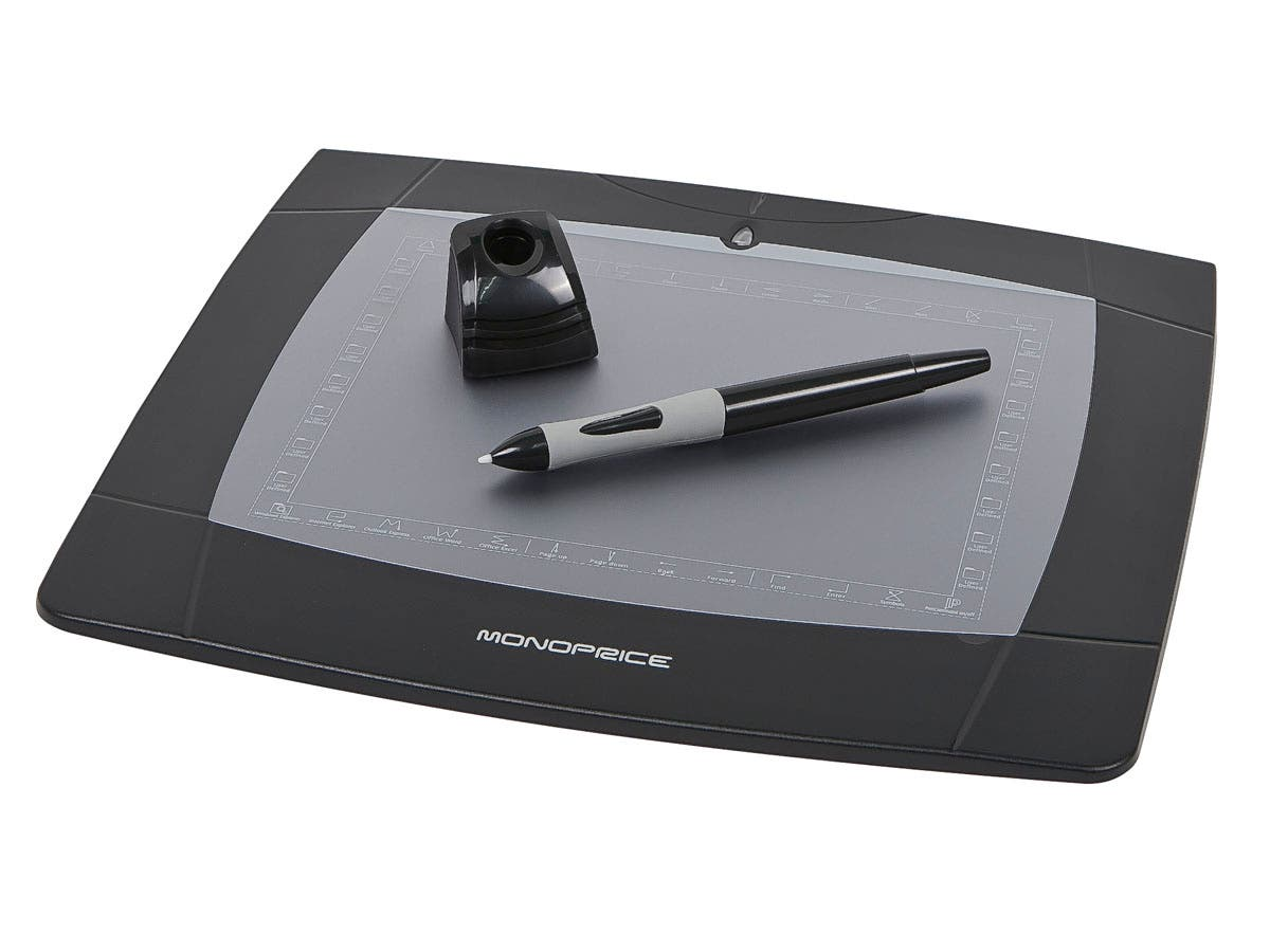 Quick review Monoprice 10x6.25 Graphic Tablet