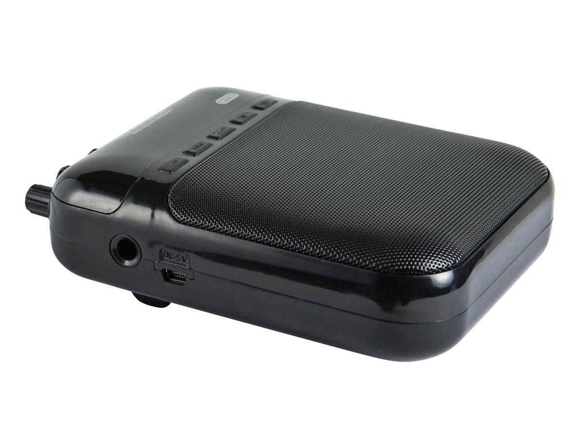 Poddi Personal Audio Interface : W guitar combo amplifier amp portable recorder and usb