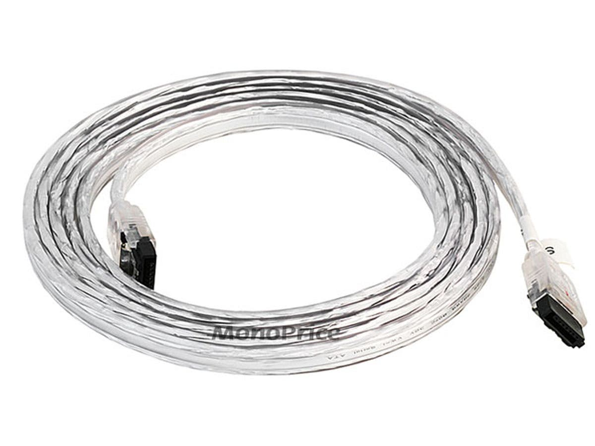 Types Of Sata Cables : Ft sata internal shielded cable type l to