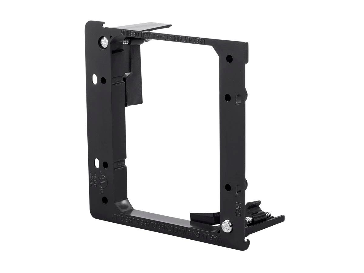 Large Product Image for 2-Gang Low Voltage Mounting Bracket