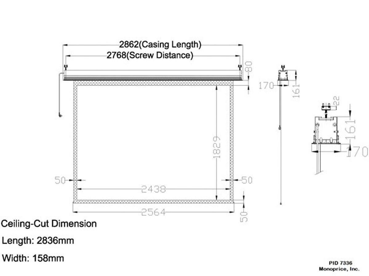 motorized projector screen wiring diagram powered projection screen elsavadorla