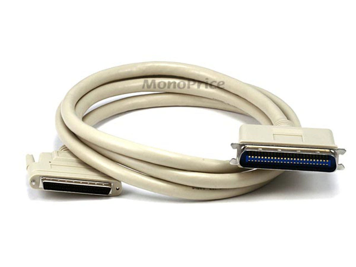 Large Product Image for HPDB68 M/CN50 M SCSI Cable , Screw - 6ft