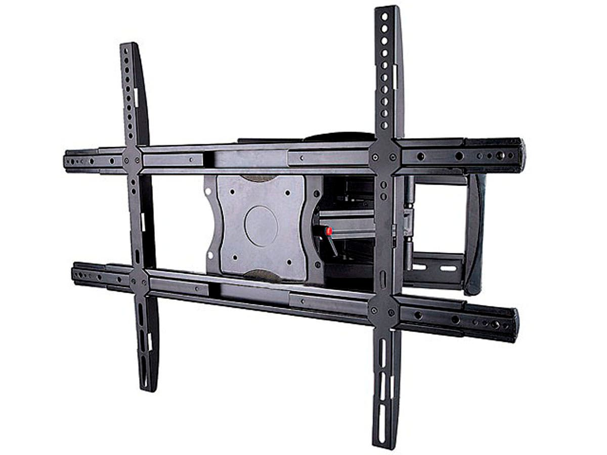 Full motion tv wall mount bracket max 175 lbs 40 70 for Motorized full motion tv wall mount