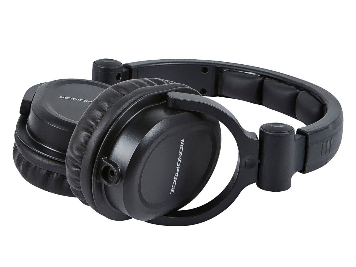 Large Product Image for Premium Hi-Fi DJ Style Over-the-Ear Pro Headphone
