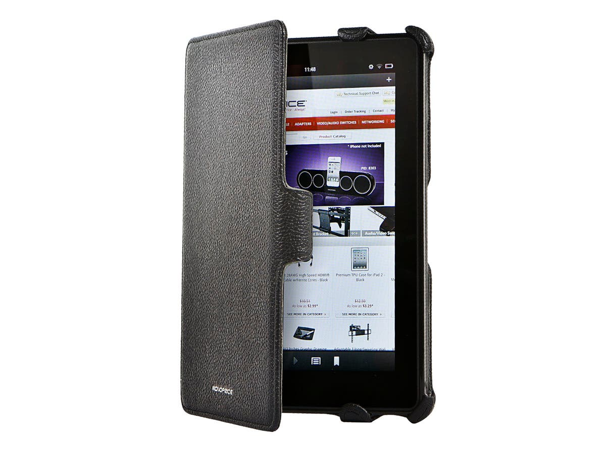Large Product Image for Duo Case and Stand for First Gen (2011) Kindle Fire™ - Black