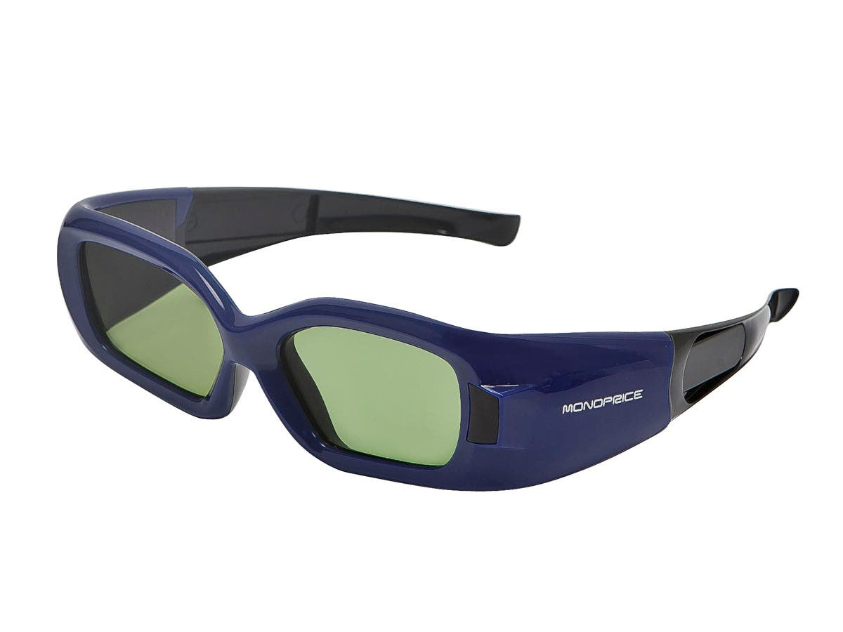 Large Product Image for Bluetooth™ Enabled Glasses for Samsung 3D Displays