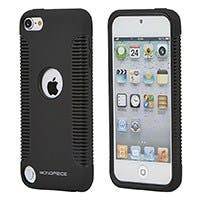 Product Image for Sure Grip PC+TPU Case for iPod� Touch 5th Generation - Black