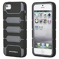 Armored Case 5 - Metallic Gray