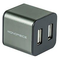 Product Image for USB 2.0 4-Port Cube - Gray