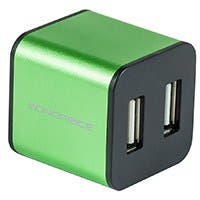 Product Image for USB 2.0 4-Port Cube - Green