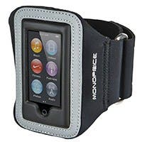 Product Image for Neoprene Sports Armband for iPod® Nano 7th Generation - SM/MED - Black