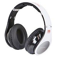 Product Image for Premium Bluetooth™ Hi-Fi Over-the-Ear Headphones - White