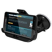 Product Image for HTC Droid DNA CaseDuo Car Mount Charger - Black