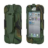 Encapsulated Weather Resistant Case for iPhone® 5/5s - Camouflage