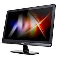 27in IPS-ZERO-G Slim Monitor WQHD 2560x1440 - Dual Link DVI, VGA