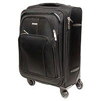Product Image for Onyx 22-Inch Travel Carry-On with 15-inch Laptop Compartment - Black