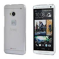 Polycarbonate Case for HTC One - Clear