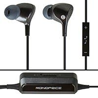 Product Image for Enhanced Active Noise Cancelling Earphones - Black
