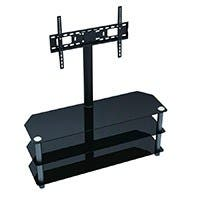 High Quality TV Stand with mount for Flat Panel TVs Up to 55 Inches