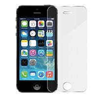 Product Image for Tempered Glass Screen Protector (1-Pack) w/ Cleaning Cloth for iPhone® 5/5s/5c - Transparent Finish