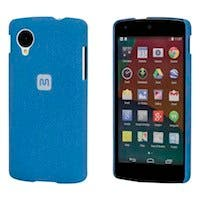PC Case with Soft Sand Finish for LG Nexus® 5 - Azurite Blue
