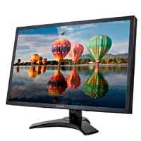 30in IPS  CCFL Backlit LCD Panel WQXGA 2560x1600 Dual Link DVI-D, w/Adjustable stand -Matte / Anti-Glare
