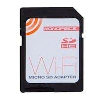 Wi-Fi® microSD™ Adapter