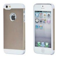 Metal Alloy Protective Case for iPhone® 5/5s/SE - Gold