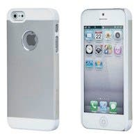 Metal Alloy Protective Case for iPhone® 5/5s/SE - Silver