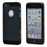 Metal Alloy Protective Case for iPhone® 5/5s - Black