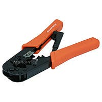 Product Image for RJ11/12/45 Crimp Tool with Ratchet [HT-568R]