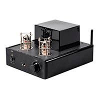 Compact Stereo Hybrid 15-watt Tube Amp with Bluetooth
