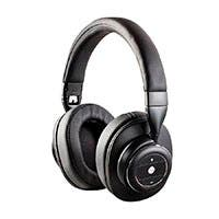SonicSolace Active Noise Cancelling Bluetooth Over Ear Headphones, Black