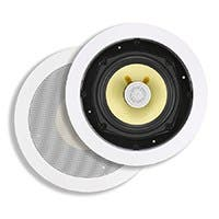 Product Image for 5-1/4 Inches Kevlar 2-Way In-Ceiling Speakers (Pair) - 50W Nominal, 100W Max 