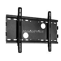 Product Image for Low Profile Wall Mount Bracket for LCD LED Plasma (Max 165 lbs, 23~37 inch), BLACK