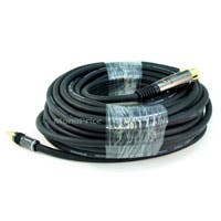 Product Image for 50ft Premier Series XLR Female to RCA Male 16AWG Cable (Gold Plated)
